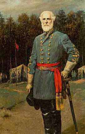 the life and role of general robert e lee in the american civil war Robert edward lee was a confederate general during the american civil war (1861–1865) who led the army of northern virginia from june 1862 until its surrender at appomattox court house on april.