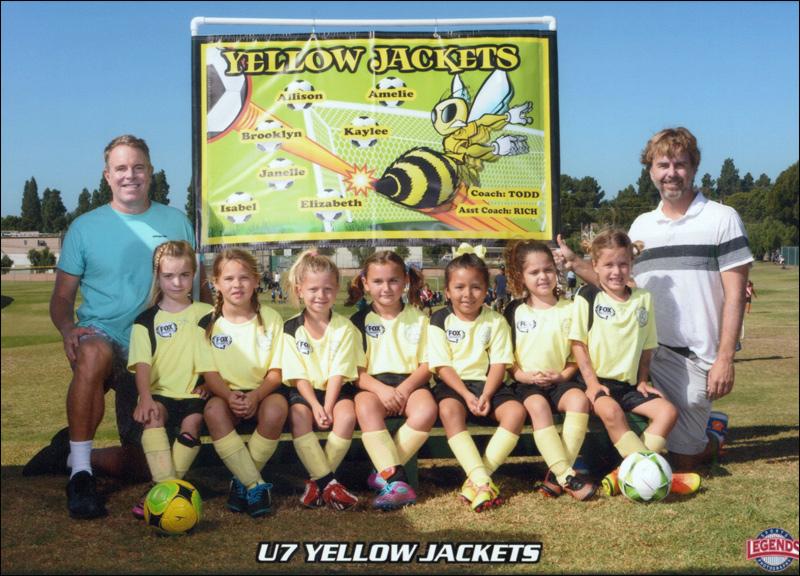 elizabeth-soccer-1st-grade-team-photo