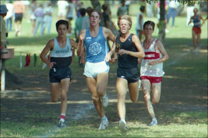 Cross Country, the Teacher: Pain Tolerance as a Valuable Life Skill